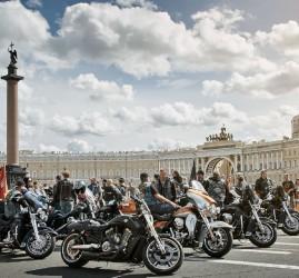 Открытие Мотосезона в Санкт-Петербурге 2019