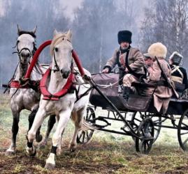 Военно-историческая реконструкция «Отстоим Петроград!»