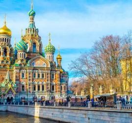 Ноябрьские праздники вСанкт-Петербурге с1 по8 ноября 2020 г.