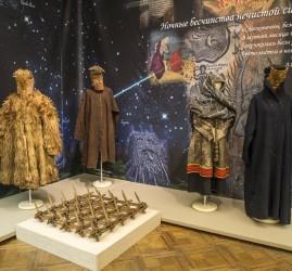 Выставка «Образы ночи в русской народной культуре»