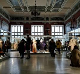 Выставка «Мода русского модерна»