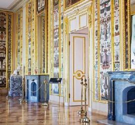 Рождественские экскурсии в Строгановском Дворце