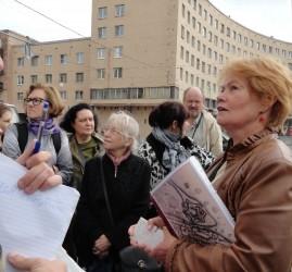 Пешеходные экскурсии «Достопримечательности непарадного Петербурга»