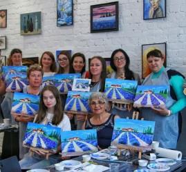Художественные курсы по рисованию и живописи для взрослых и детей