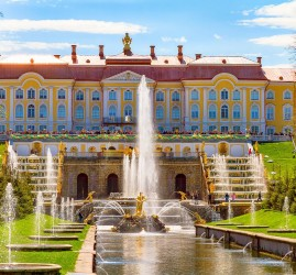 Летний сезон в музее-заповеднике «Петергоф» 2020