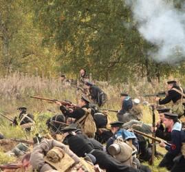 Военно-исторический фестиваль «Плацдарм «Невский пятачок» 2017