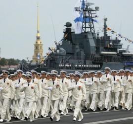 День Военно-Морского флота в Санкт-Петербурге 2019