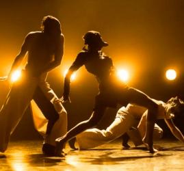 Фестиваль современного танца Open Look 2018