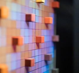 3D-тур по выставке «Лаборатория Будущего. Кинетическое искусство в России»