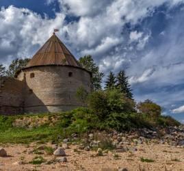 Открытие крепости «Орешек» 2021