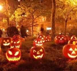 Общегородской праздник «Хэллоуин» 2020