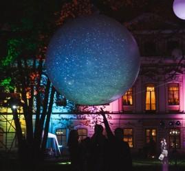 Акция «Ночь искусств» в Санкт-Петербурге 2020