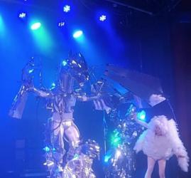 Шоу Театра будущего «Тайна Лунозавра»