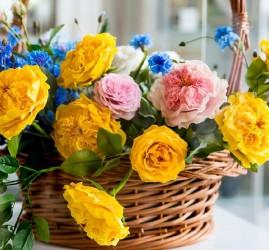 Выставка «Диалог цветов»