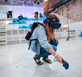 Выставка «Виртуальной Реальности KOD» в Севкабель Порт 2021
