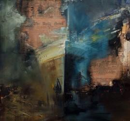 Выставка «Под обоями»