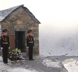 Выставка «Альпийский поход Суворова. Диалоги с прошлым»