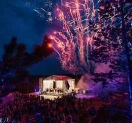 Экскурсия в Карелию с посещением международного фестиваля «Ruskeala Symphony»