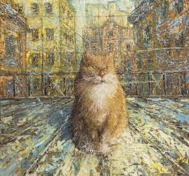 Выставка живописи Дмитрия Кустановича