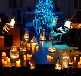 Органный концерт «Музыка при свечах. Мелодии Рождества»