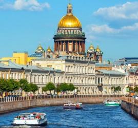 Топ-10 интересных событий в Санкт-Петербурге на выходные 8 и 9 августа 2020 г.