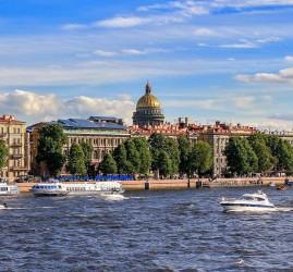 Топ-10 лучших событий в Санкт-Петербурге на выходные 23 и 24 июня