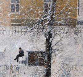 Выставка «Эксперимент и традиция в творчестве Дмитрия Кустановича»