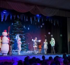 """Представление для детей """"Планета Новогодних Ёлок-2019"""""""