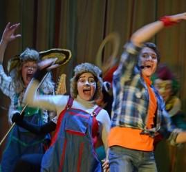 Детский театральный фестиваль «Идём в Театр»