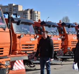 Месячник благоустройства в Санкт-Петербурге 2020