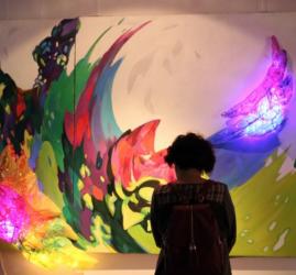 Выставка современного искусства «Новые идеи для города»
