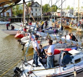 «Ораниенбаумский морской фестиваль» 2019