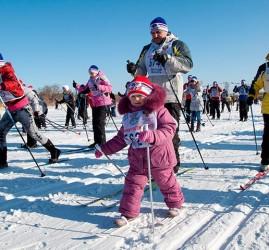 Всероссийская массовая лыжная гонка «Лыжня России – 2017»