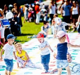 Фестиваль для детей и их родителей  «Metro Family Day» 2017