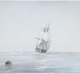 Выставка картин Ивана Айвазовского в Кронштадте