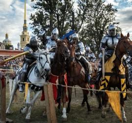 Исторический фестиваль «Битва на Неве»  2018