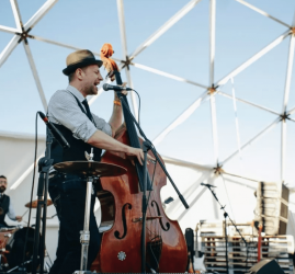 Концерты на крыше Roof  Music Fest-2018
