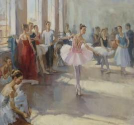 Выставка «Балет. Балет. Балет! Галина Уланова и отечественная школа балета»