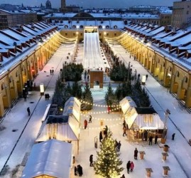 Зима в Никольских рядах 2020/21