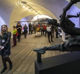 Выставка «Радикальная текучесть. Гротеск в искусстве»
