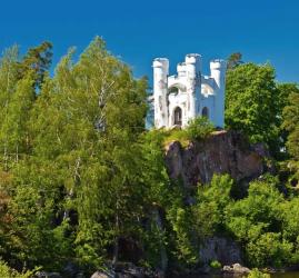Парк Монрепо открыт для посетителей