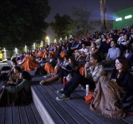 Ночь кино в Санкт-Петербурге 2018