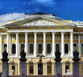 Онлайн трансляции Русского музея к Международному дню музеев