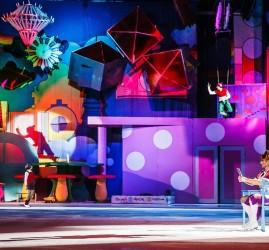 Спектакль на льду  «Малыш и Карлсон, который живет на крыше»