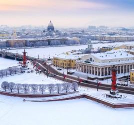 Топ -15 интересных событий в Санкт-Петербурге на выходные 27 и 28 февраля 2021