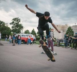 Бесплатные занятия на лонгборде в Санкт-Петербурге 2017