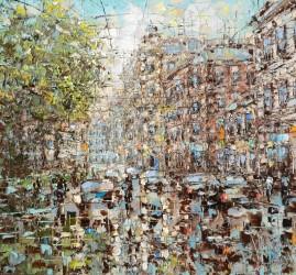 Выставка «Мгновения» в Галерее Дмитрия Кустановича