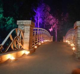 «Ночь света» в Гатчине 2017