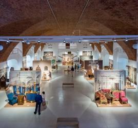 """Выставка  «""""Мебель для всех причуд тела"""". Эпоха историзма в России»"""