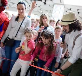 Торжественное открытие семейного парка активного отдыха  «Joki Joya»